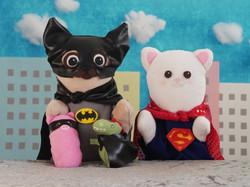 Lucky Cath - Superheroes