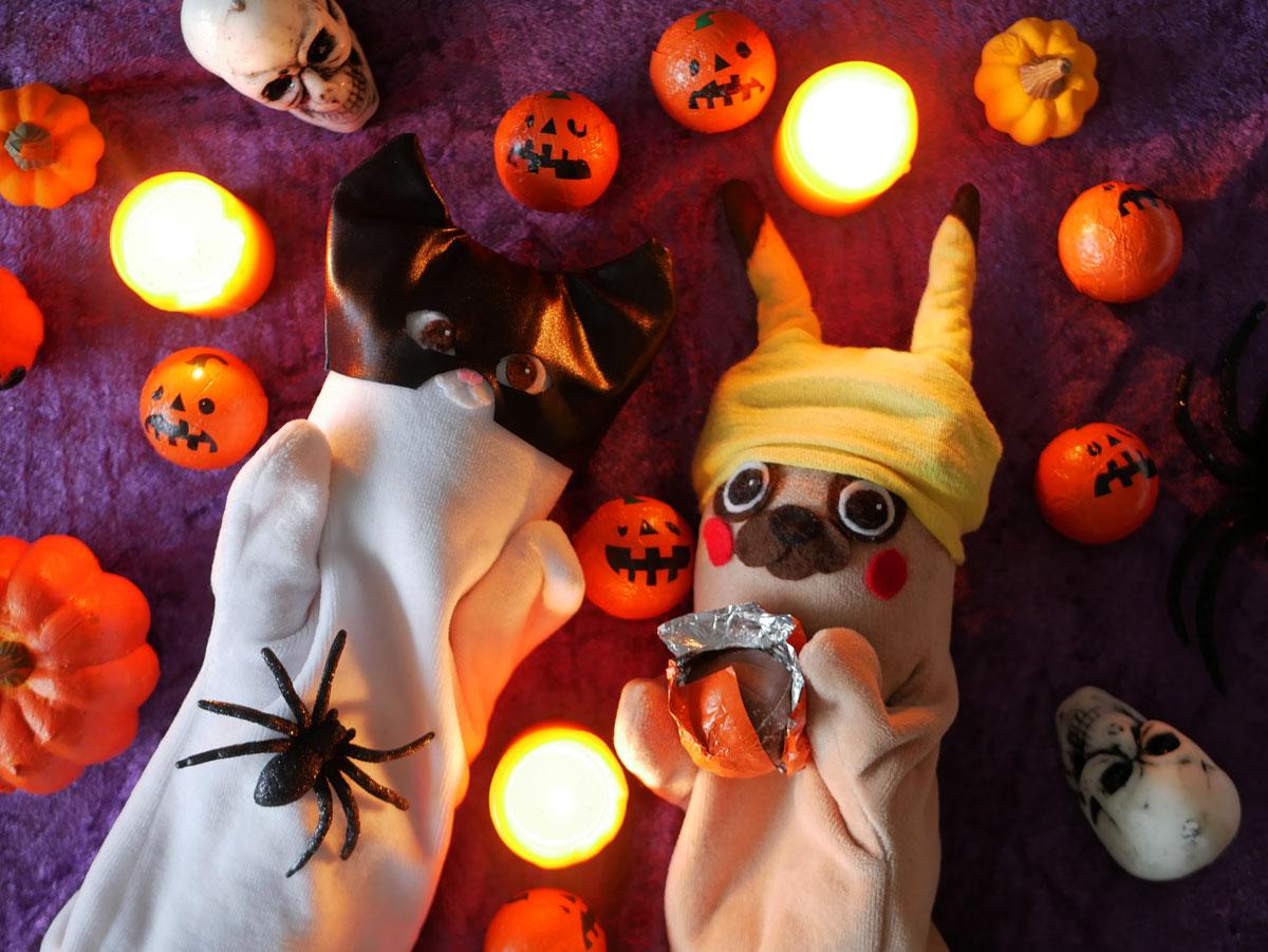 Lucky Cath - Halloween
