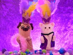 Lucky Cath - Mardi Gras