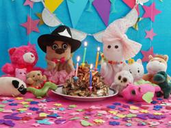 Lucky Cath - Poopi's birthday