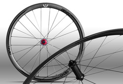Eleven Sprocket ESP38T Carbon Tubular Wheelset