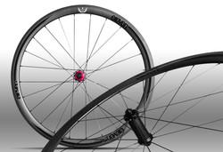 Eleven Sprocket ESP38T Carbon Tubular Wheelset