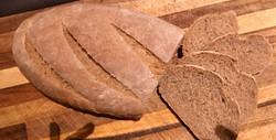 Weizenvollkornbrot aus PureGrain Schäl-Vollkornmehl