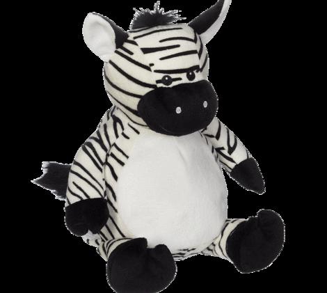 Zebra Bamse