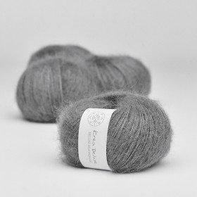 Silk Mohair - nr 50 Mørke grå