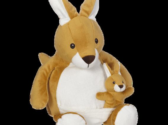 Kenguru med baby