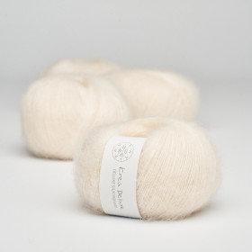 Silk Mohair nr. 02 Creme