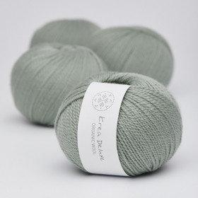 Ny version - Wool 1 nr 32 Lysegrøn
