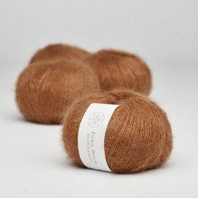 Silk Mohair - nr 52 Karamel