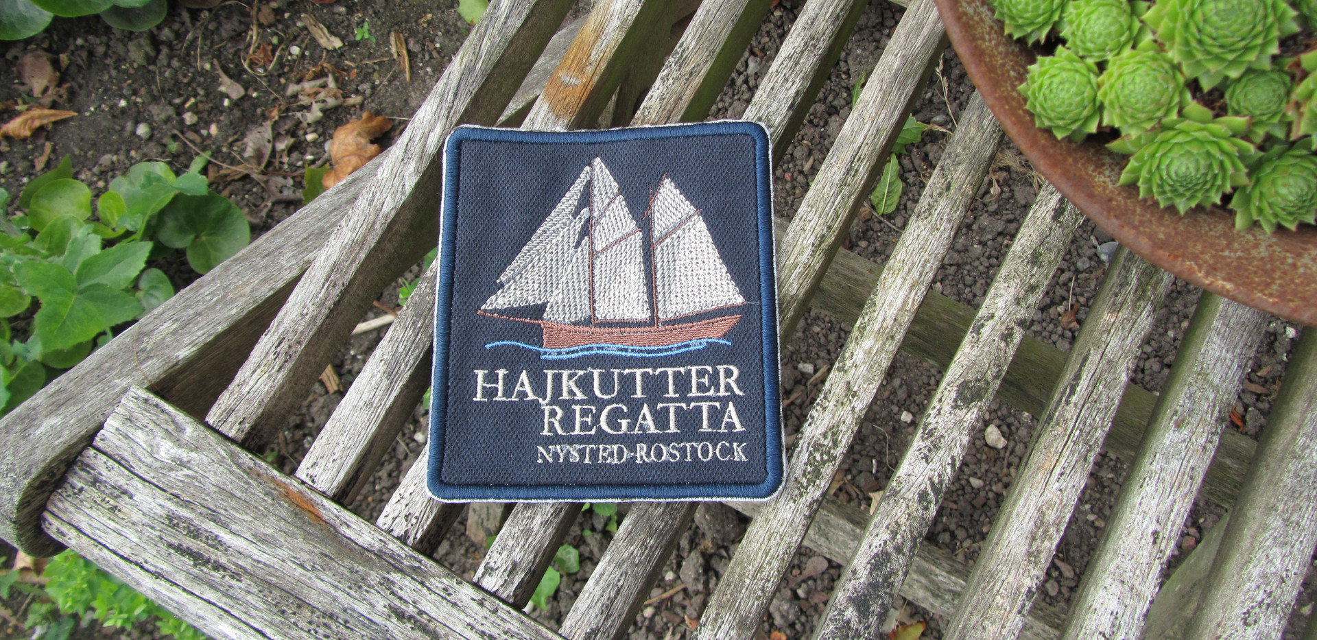 emblem Nysted Hajkutter