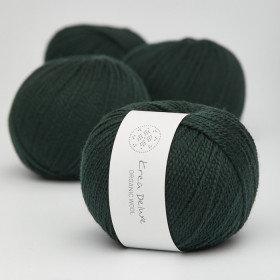 Ny version - Wool 1 nr 45 Flaskegrøn