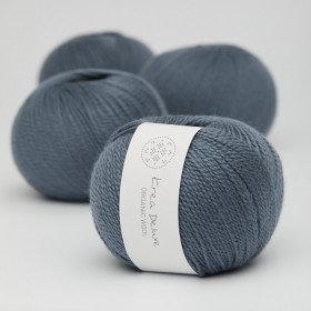 Ny version - Wool 1 nr 26 Mørkeblå
