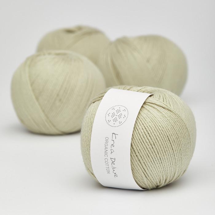 Organic Cotton 40 - Krea deluxe.