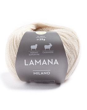 Lamana Milano 00 natur wool