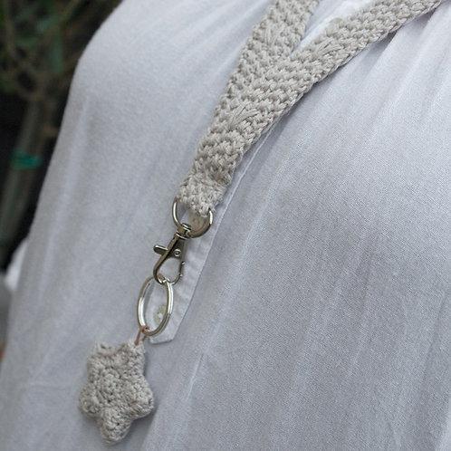 De Luxe Neck strap - Hækleopskrifter