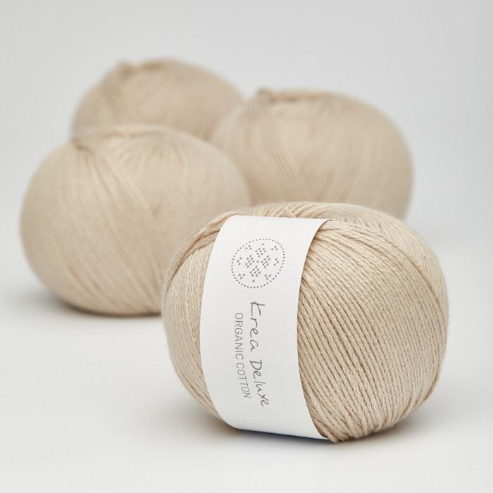 Organic Cotton 46 - Krea deluxe.