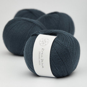 Ny version - Wool 1 nr 27 Marineblå