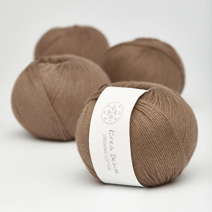 Organic Cotton 30 - Krea deluxe.