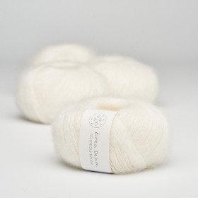 Silk Mohair nr 01 Natur