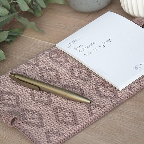 De Luxe notebog - Hækleopskrift