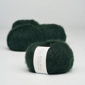 Silk Mohair nr 45 Flaskegrøn