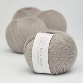 Ny version - Wool 1 nr 19 Varm Grå