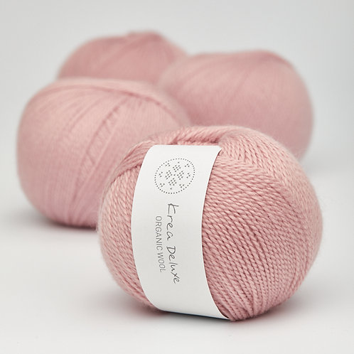 organic Wool 50 g nr. 12