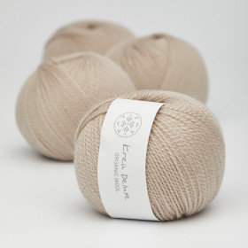 Ny version - Wool 1 nr 46 Sand