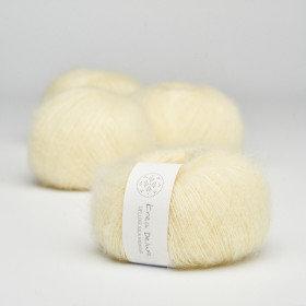 Silk Mohair nr. 03 Sart lysegul