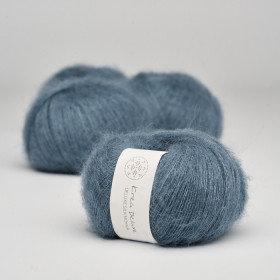 Silk Mohair 26 Mørkeblå