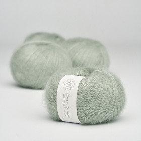 Silk Mohair - nr 32 Lyse grøn