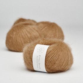 Silk Mohair - nr. 20 Karry gul