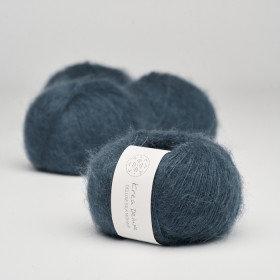 Silk Mohair nr 27 Marineblå