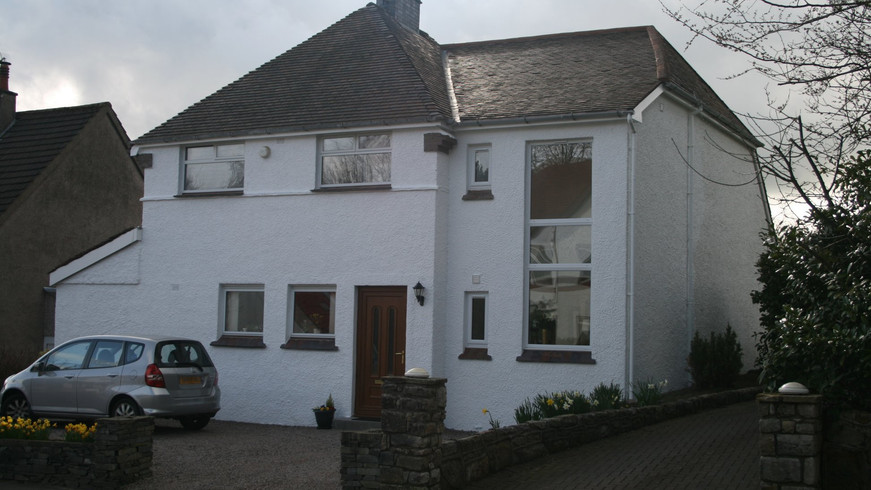 Waterfoot extension - after