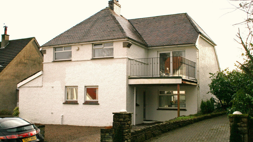 Waterfoot extension - before
