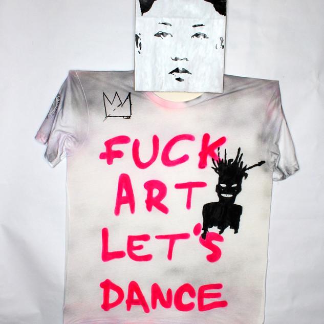 FUCK ART LET'S DANCE