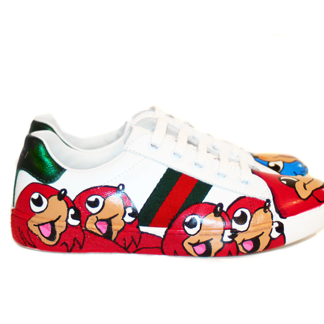 KIDS Gucci RED Ugandan Knuckels