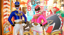 POWER RANGERS x YEAR ZERO LONDON LUXE COLLECTION HAS LANDED