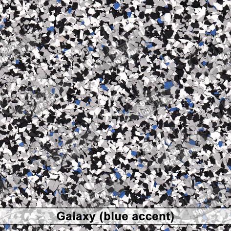Galaxy (blue accent)