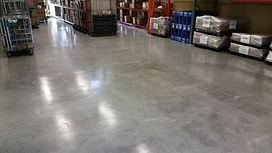 Brilliant Epoxy Concrete Polishing