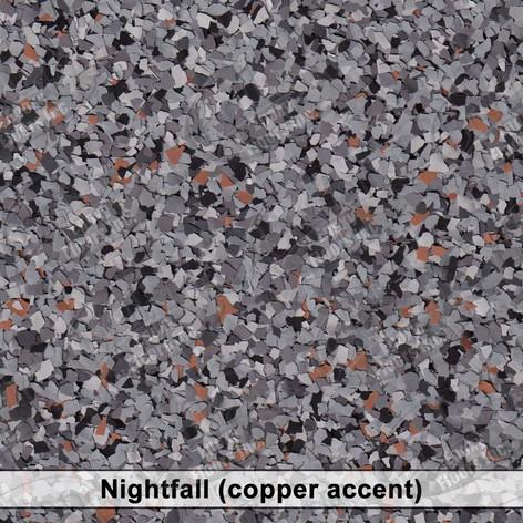 Nightfall (copper accent)