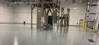 Brilliant Epoxy Industrial Flooring Systems