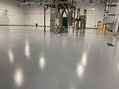 Brilliant Epoxy Industrial Flooring Systems