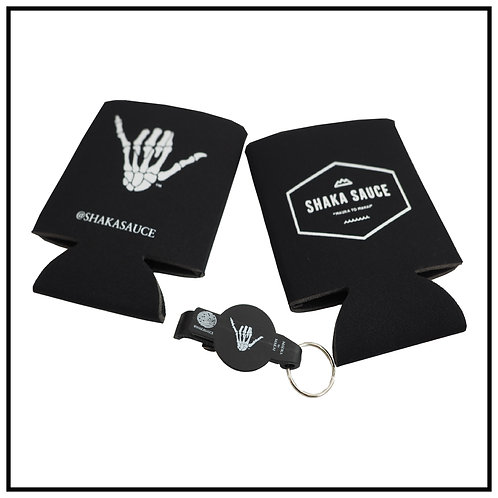 Key Chain and Coaster