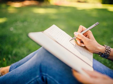 5 dicas sobre escrita terapêutica e como ela pode te ajudar.