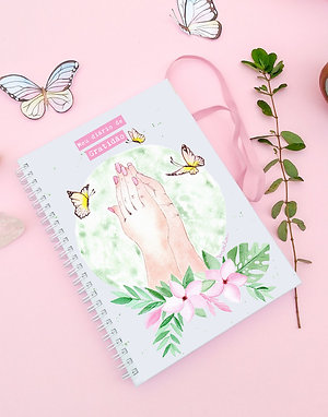Meu diário de gratidão