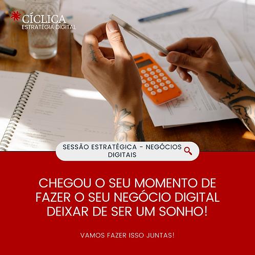 SESSÃO ESTRATÉGICA - NEGÓCIOS DIGITAIS