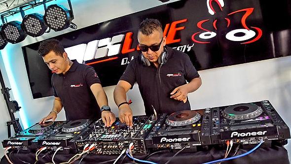 Mix Live Academia DJ