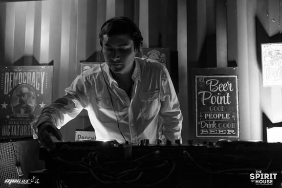 DJ Pablo Pardo