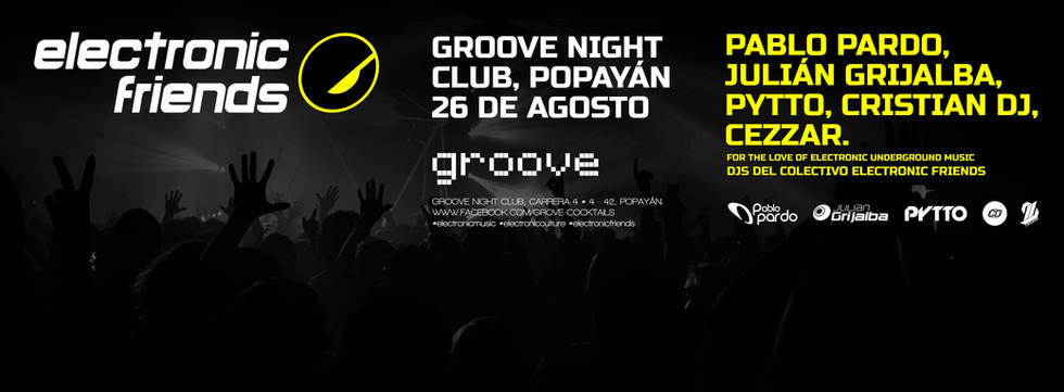 Groove - Electronic Friends